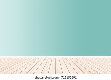 Wallpaper The wall paper inside residential buildings. On the floor plank parquetry style abstract concept design ideas.Pastel shades Light from the outside