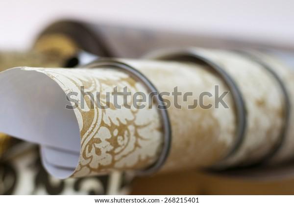 Wallpaper for walls. Wallpaper luxury class for interiors. artistic photo. rhinestones and glitter. paper Wallpaper