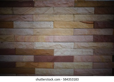 Walls background for decorate home .