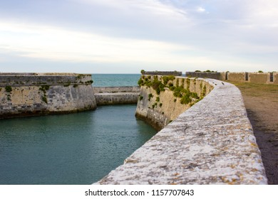 Walls and Buildings of Fortifications of Vauban, France