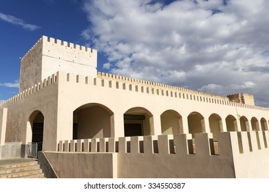 Walls of the old medina in Meknes, Morocco, Africa