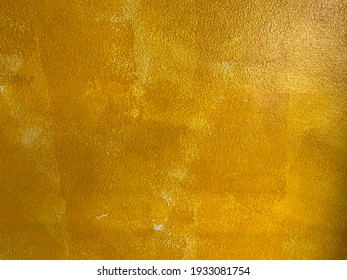 The walls are painted in fresh yellow.