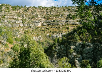 Walnut Canyon, near Flagstaff, Arizona