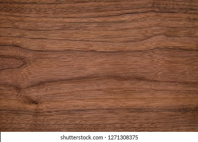 Walnut natural texture. Wood plank texture background.