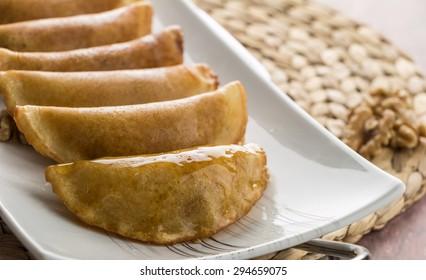 Walnut Qatayef