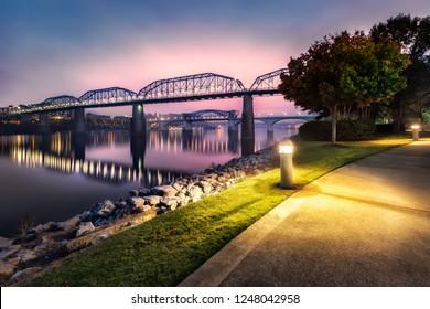 Walnut Street Bridge - Chattanooga
