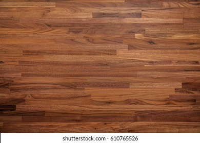 Walnut wood table texture background