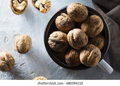 Walnuts Fresh walnut