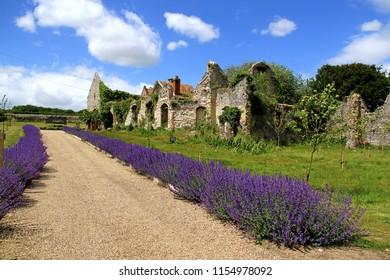 Walsingham Friary, Norfolk, UK