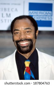 Walt Frazier at the DEATH OF A DYNASTY premiere, Tribeca Film Festival, NYC, 5/07/2003