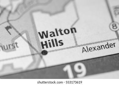 Walton Hills. Ohio. USA