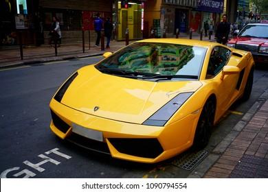 Lamborghini Jaune Images Stock Photos Vectors Shutterstock