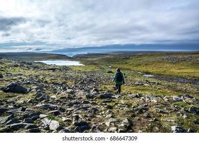 Wandering to the Knivskjellodden