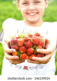 Want strawberries?