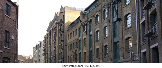 Wapping Wall Converted Warehouses