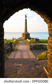 War Memorial, Aberystwyth, Ceredigion, West Wales, UK