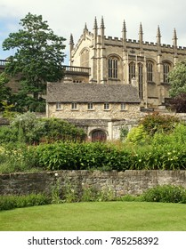 War Memorial Garden, Christ Church Cathedral, Oxford.