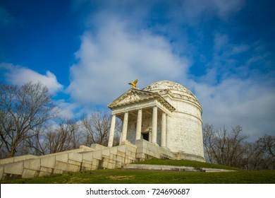 war memorial Vicksburg