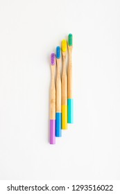The war on plastic has begun and bamboo toothbrushes are a product rising in popularity as an eco friendly innovation to an everyday product . Using Bright colours these are fun as well.