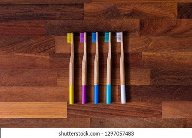 The war on plastic has begun and bamboo toothbrushes are product rising in popularity for it's eco friendly innovation to an everyday product . Using Bright colours these are fun as well