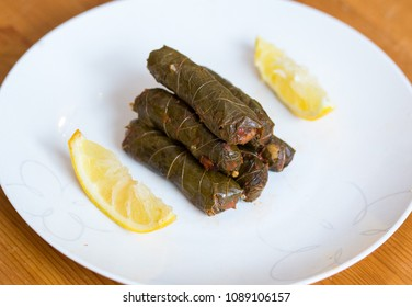 Warak Enab its arabic lebanese food