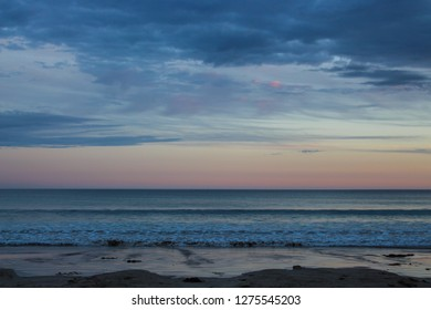 Waratah beach sunset