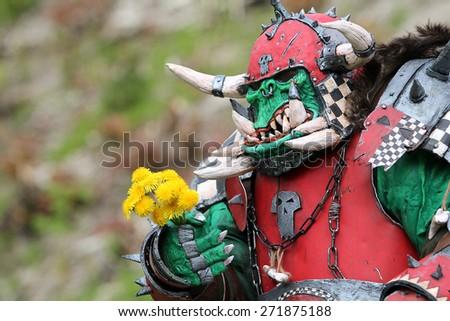 warcraft hero