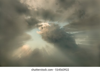 Ward cloudy background