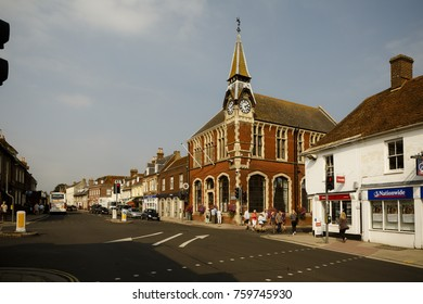 Wareham Dorset England taken on the  15/09/2016