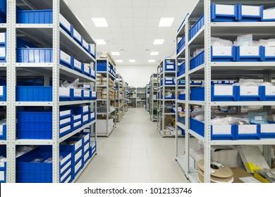 Warehouse Racking Images, Stock Photos & Vectors  Shutterstock