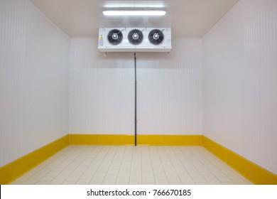 Congelador de almacén, Almacén en frío.