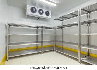 Congelador de almacén