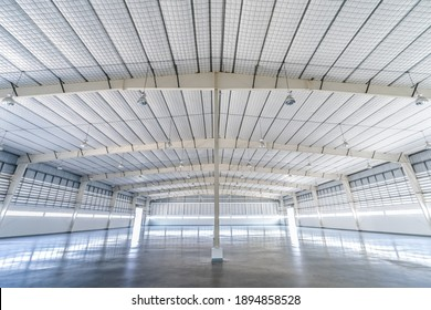 Warehouse and industrial factories in Thailand.