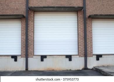 warehouse loading dock doors