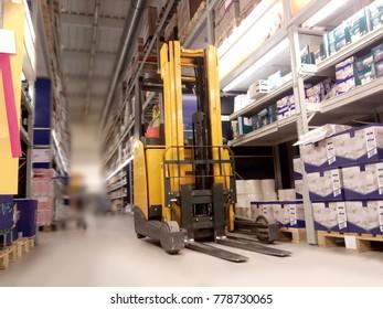 warehouse , logistics