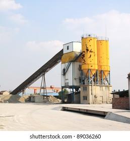 Warehouses Storage tank