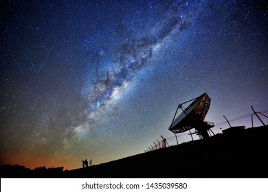 Warkworth Radio Astronomical Observatory star