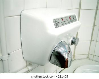 Warm Air Dryer