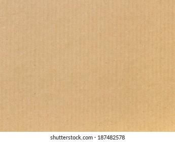 warm cardboard texture