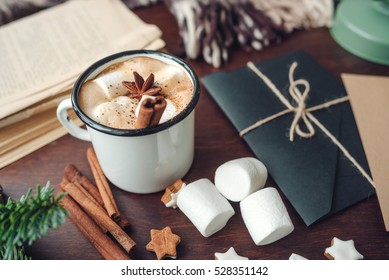 warm and cozy winter