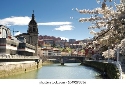 Warm Spring Day in Bilbao - March 2018 - Bilbao, Spain