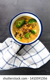 Warm vegetable Stew on a cold day
