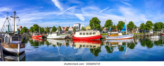 Warnemuende, Rostock, Germany