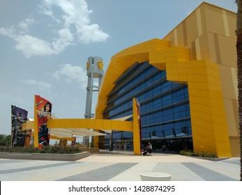 Warner Bros World Abu Dhabi, VAE, 27/05/2019