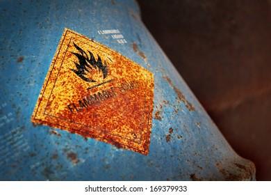 Warning: Flammable