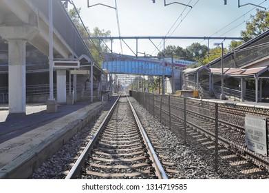 Warning - high speed trains