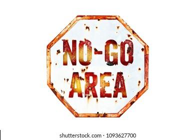 No Go Area Nrw