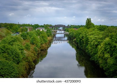 Warrington is a town in Cheshire, England and  was founded by the Romans at an important crossing place on the River Mersey.