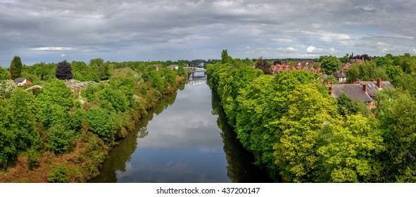 Warrington is a town in Cheshire, England. Historically part of Lancashire, it is on the banks of the River Mersey.
