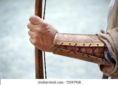 warrior arm